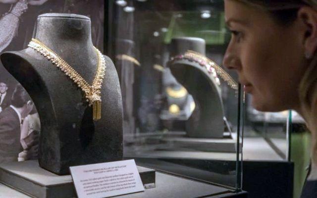 Наярмарке встолице Англии украдены украшения стоимостью 3 млн фунтов