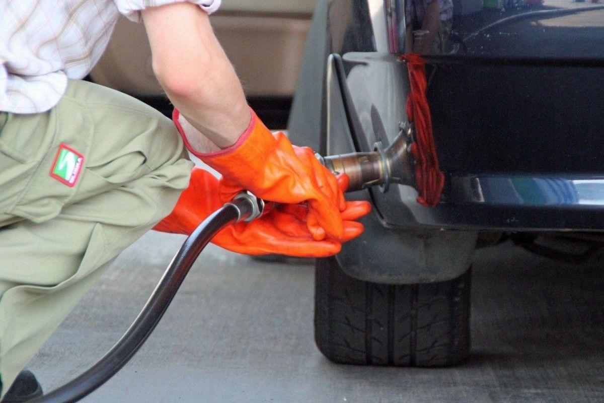 Цены нагаз для авто увеличились дорекордных характеристик