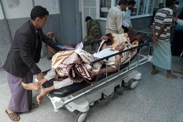Холерой заболели практически 500 000 человек— Эпидемия вЙемене