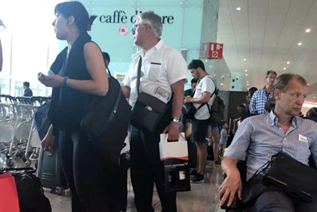 НенавистникаЕС Симоненко увидели вБарселоне
