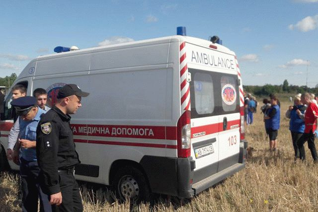 ВВинницкой области милиция пресекла массовые беспорядки вмикрорайоне Сабаров