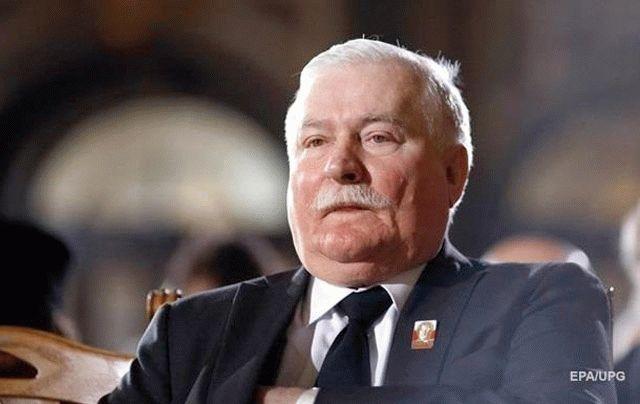 Еслибы Украина вступила вЕС, Российская Федерация наданный момент былабы дезорганизована— Валенса
