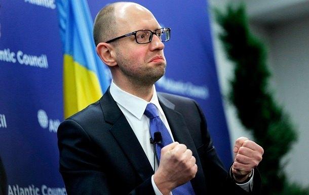 Яценюк стал совладельцем украинского телевизионного канала