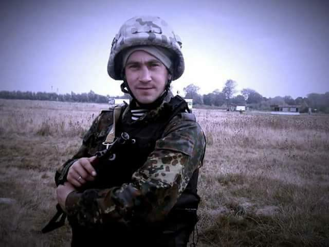 Под Авдеевкой умер украинский военный спозывным Матрос