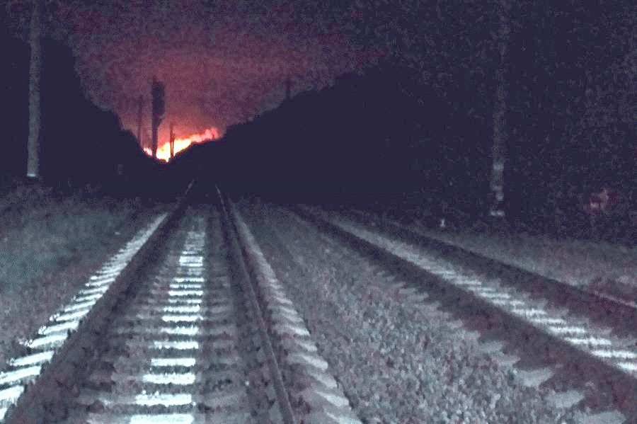 Из-заЧП под Винницей задерживаются еще неменее 20 поездов