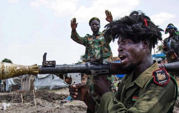 Защитники прав человека обвинили Киев впоставках оружия вЮжный Судан