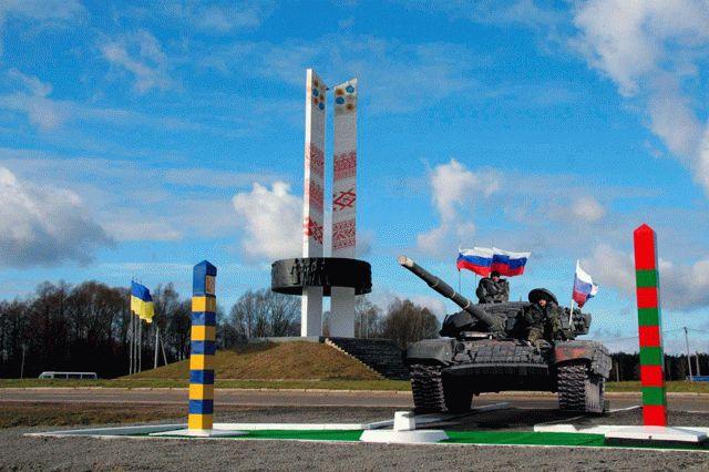 Турчинов: Украина отследит вывод войскРФ из Беларуссии