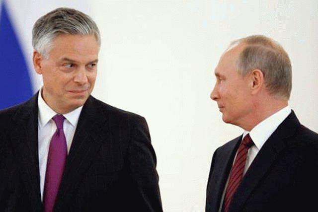 Новый посол США в Российской Федерации выучил нарусском фразу «Дорогу осилит идущий»