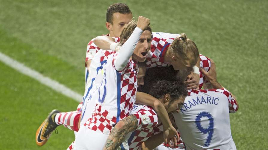 Украина небудет участвовать вчемпионате мира пофутболу в РФ