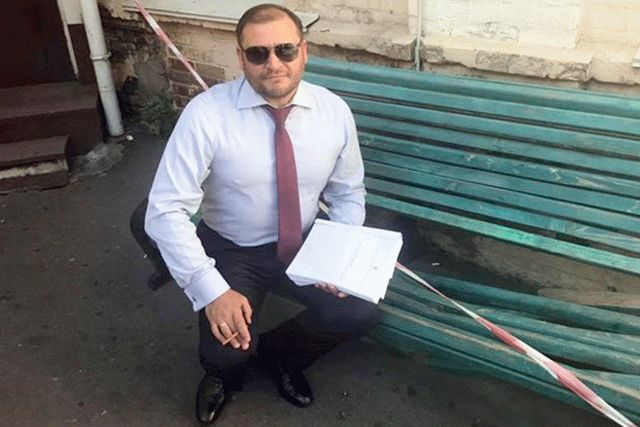 Добкин объявил оготовности покинуть Оппоблок