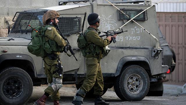 Армия Израиля сказала обобстреле стерритории Египта