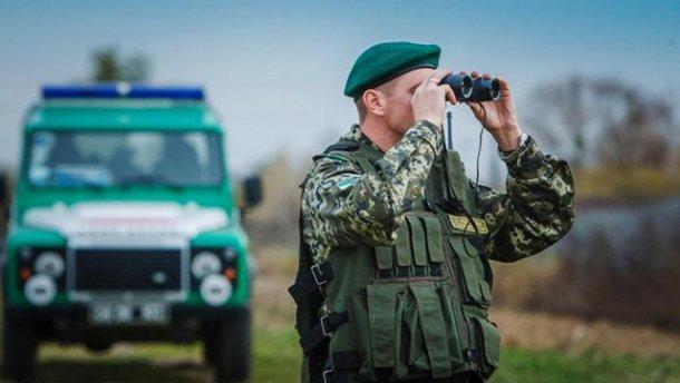ВБрянской области задержаны нарушители госграницы, представившиеся украинскими пограничниками