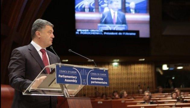Мыготовы провести референдум вКрыму— Порошенко