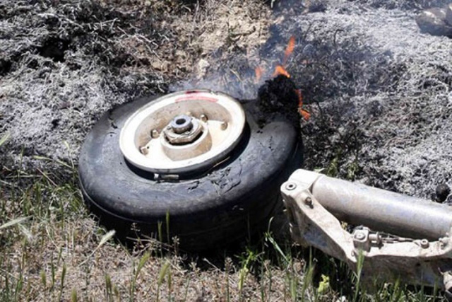 Погибшие наборту самолета вКонго украинцы были летчиками-контрактниками