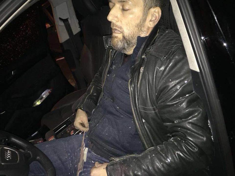 Мосийчук: Расстрелянный вХарькове— Эдик Лепа, коммерсант, ранее выдавал себя заблатного
