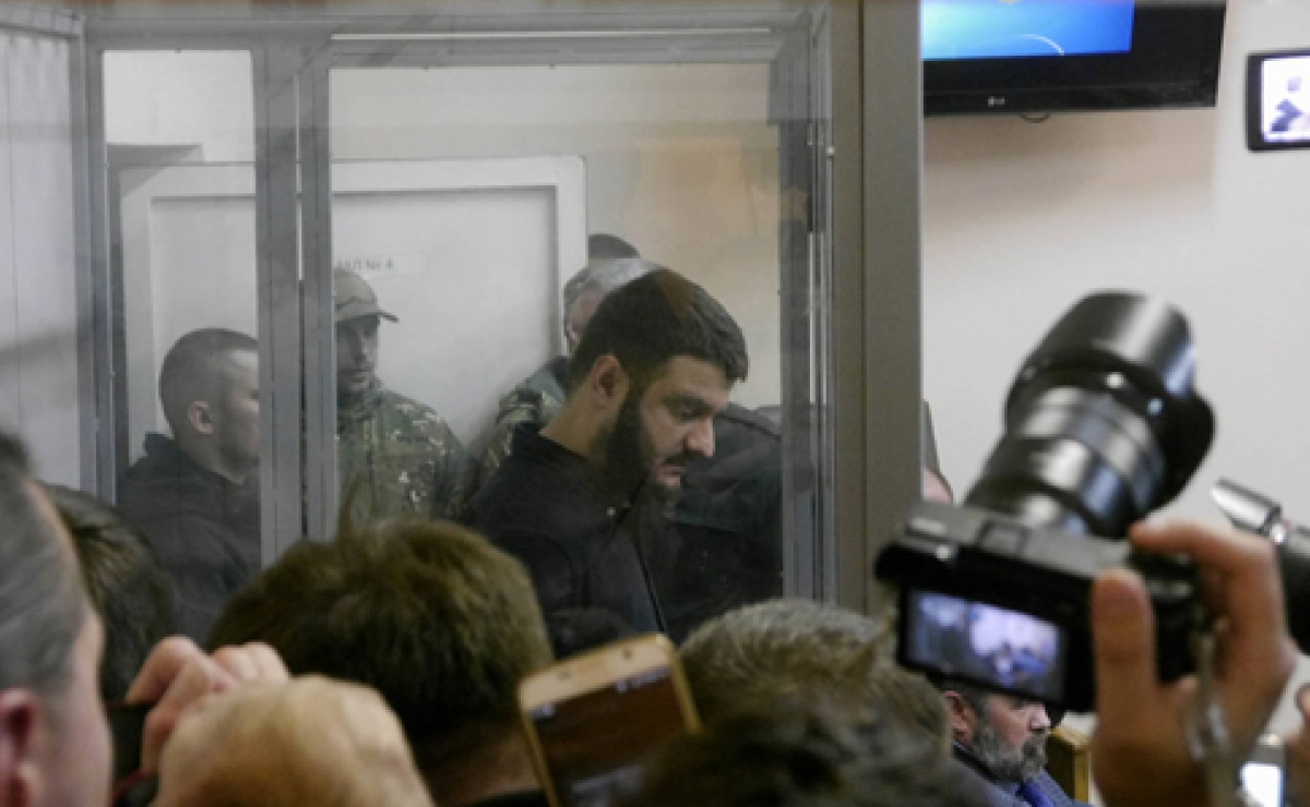 «Дело орюкзаках МВД»: суд выбрал меру пресечения Александру Авакову