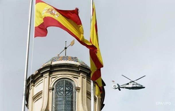 Суд Испании арестовал восьмерых бывших членов руководства Каталонии
