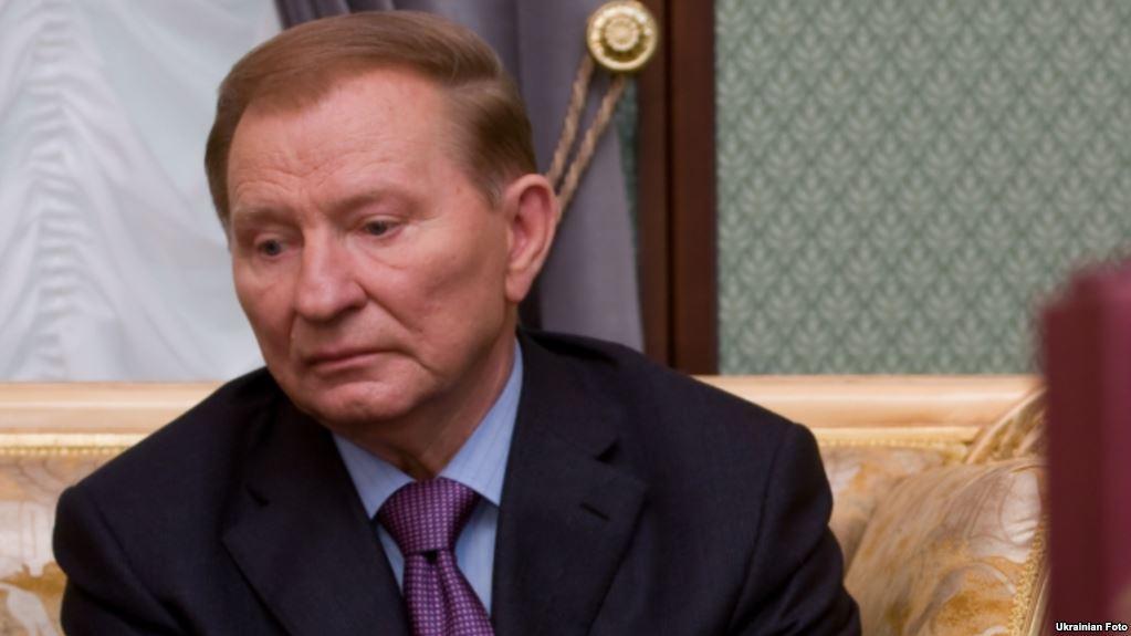 РФ желает «заморозить» конфликт вДонбассе— Кучма