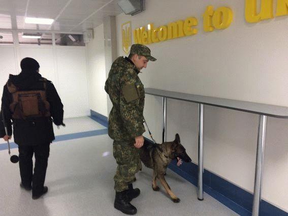 ВУкраинском государстве  парализована работа 9-ти  аэропортов