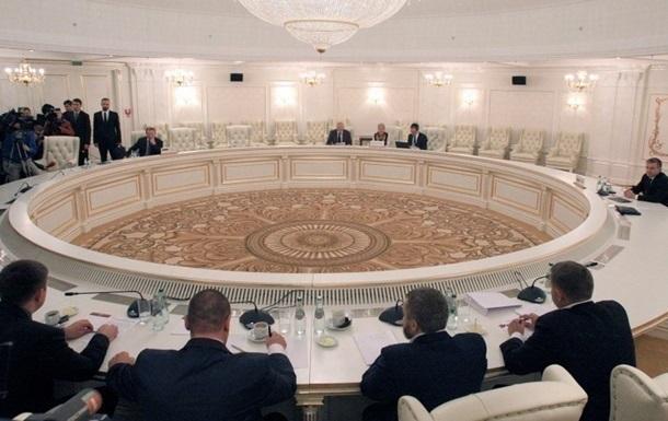 Марчук: «ДНР» и«ЛНР» немогут обговаривать вопрос помиротворцам