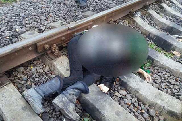 Под колесами поезда вВинницкой области погибла женщина