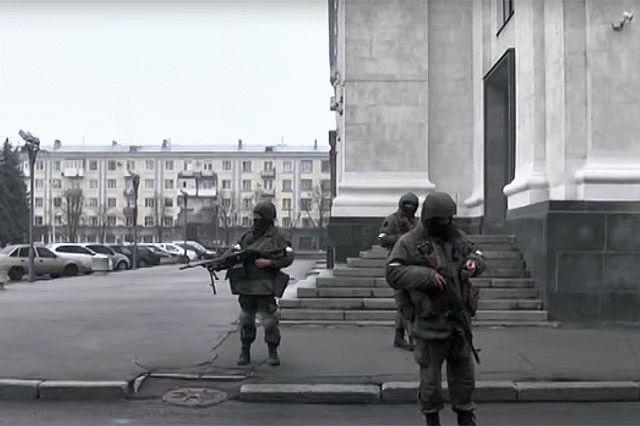 Веселье продолжается: вЛуганске штурмовали «генпрокуратуру» изадержали людей главаря «ЛНР»