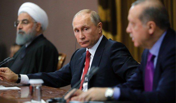 Президент США пообещал Эрдогану больше не торговать оружие курдам