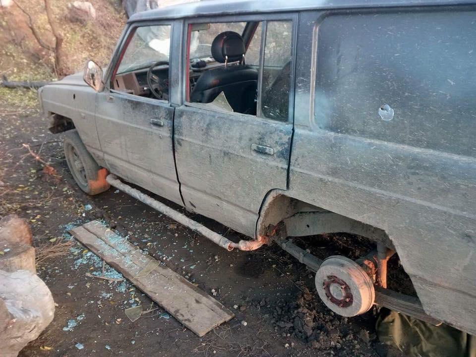 Конфликт вДонбассе: боевики 26 раз нарушали перемирие