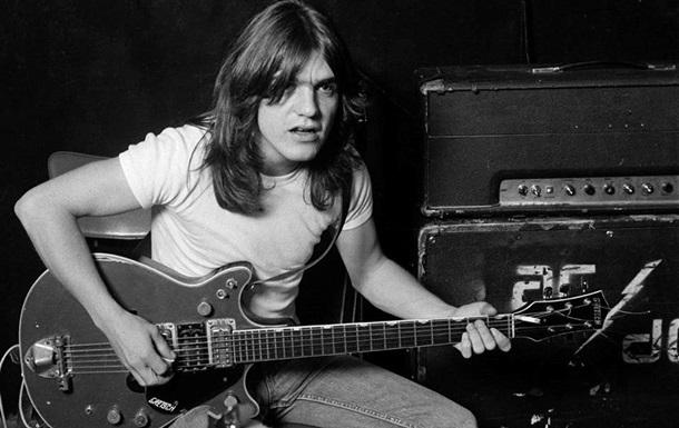 Скончался один изсоздателей AC/DC Малькольм Янг