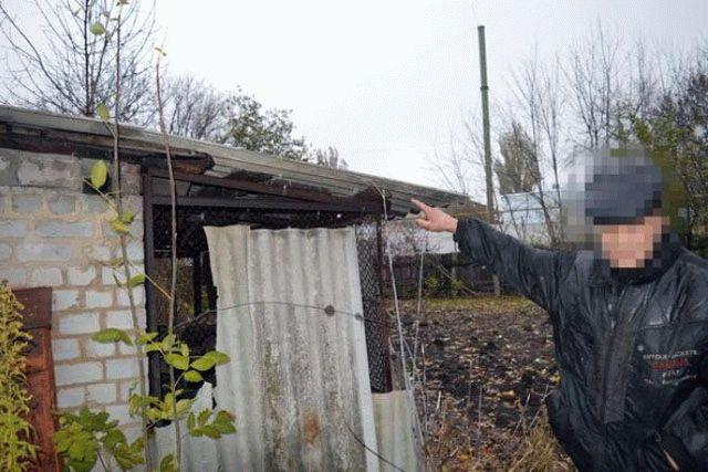 В «ЛНР» шпионы боевиков подорвались на собственных минах ипотеряли вожака