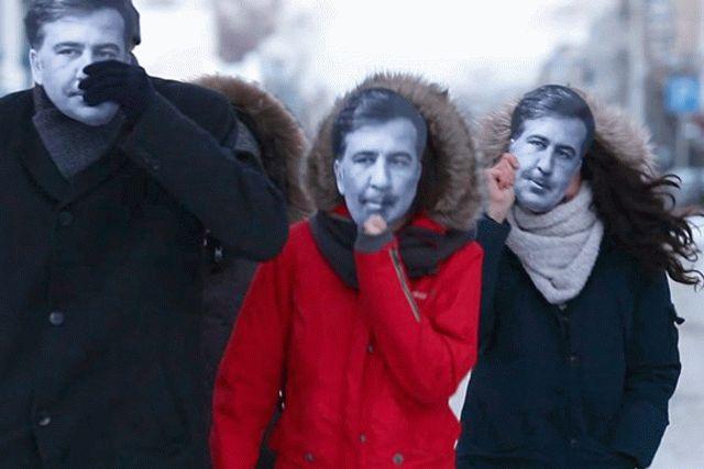 ВСибири провели необычную политическую акцию— Ночной кошмар Владимира Путина