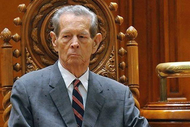 На97 году жизни скончался последний монарх Румынии Михай I
