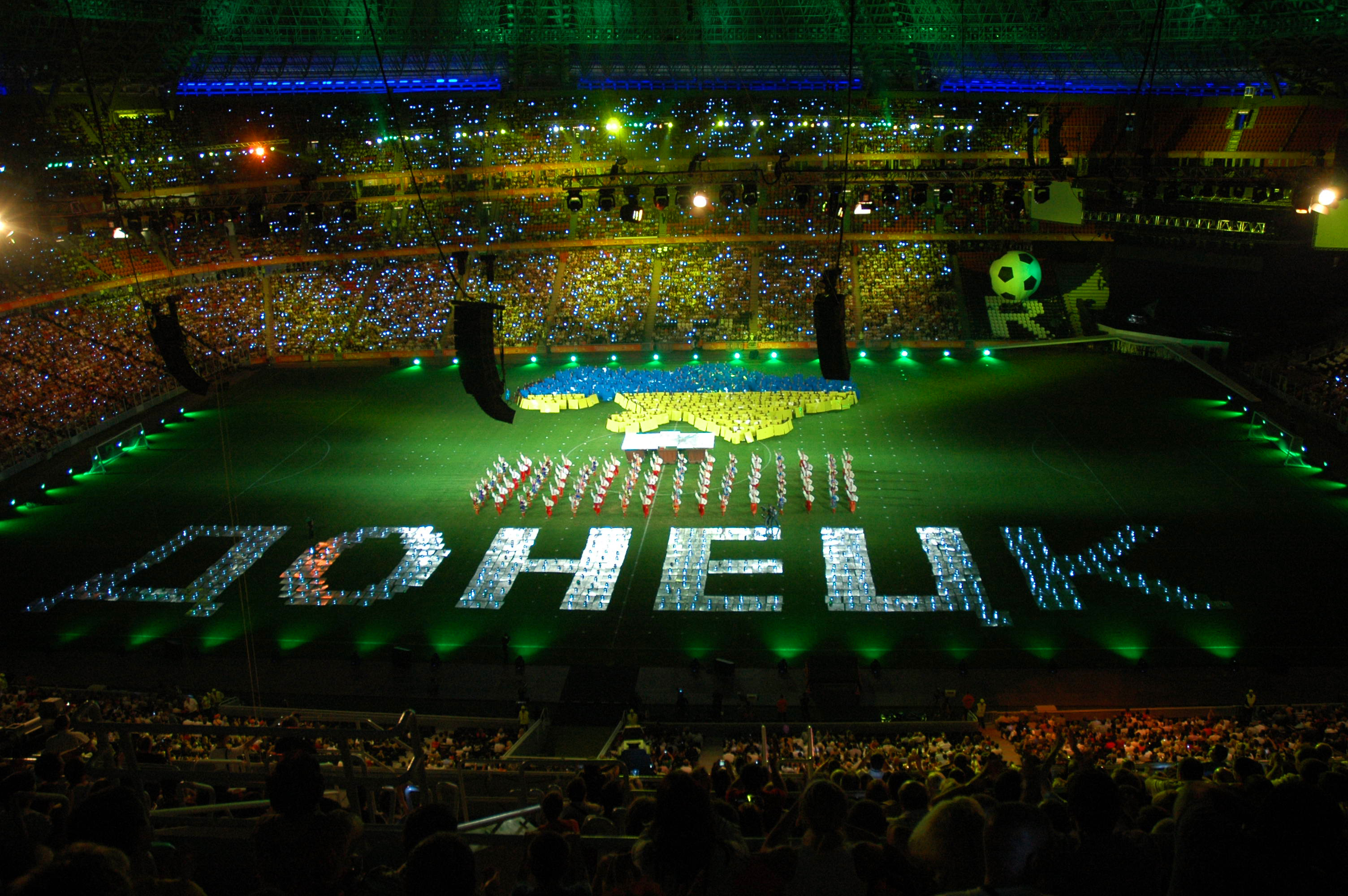 Ахметов в следующем году ожидает гимн Лиги чемпионов на«Донбасс Арене»