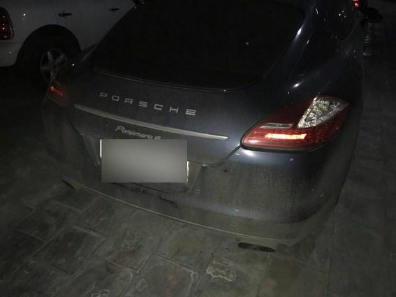 ВКиеве обстреляли автомобиль футболиста сборной государства Украины