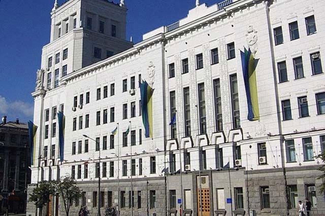 ВХарькове силовики обыскали кабинеты иквартиры чиновников горсовета
