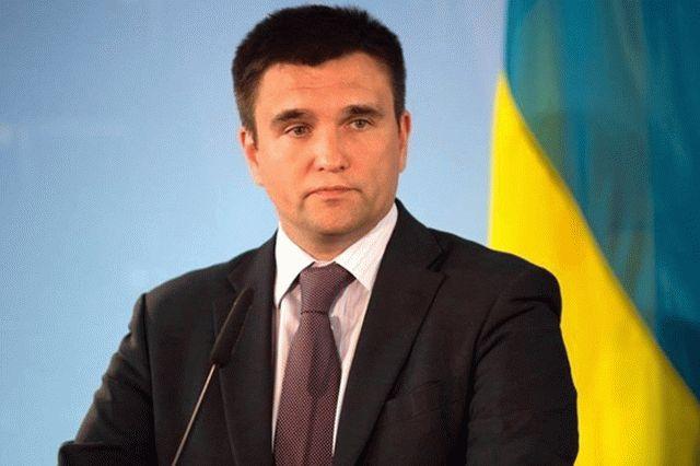Климкин поведал опозиции Запада поситуации вокруг Саакашвили