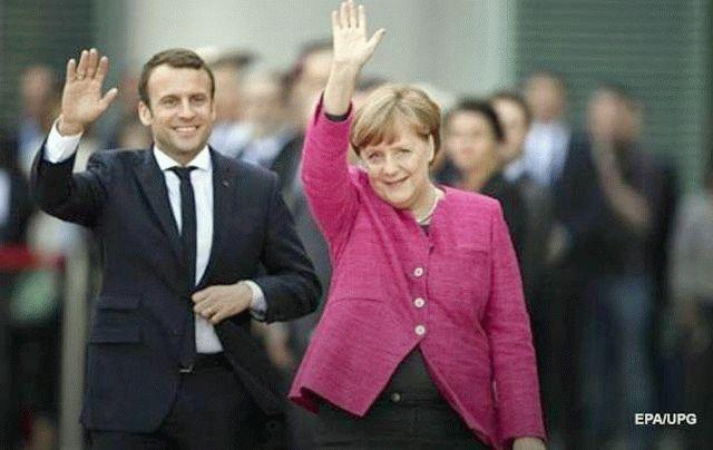 Меркель призвала страны Европы кединству в 2018-ом году