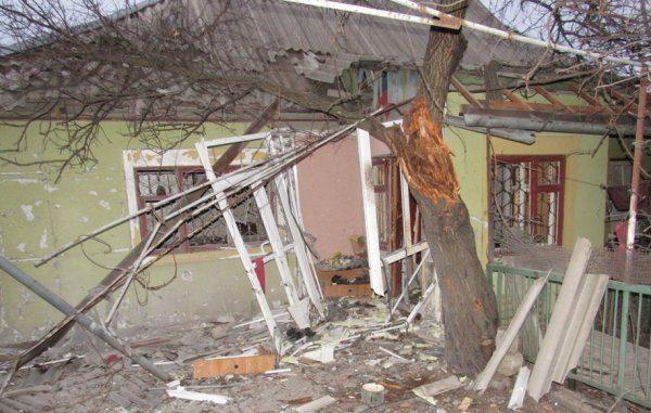 Два жителя ЛНР получили ранения при обстреле состороны ВСУ