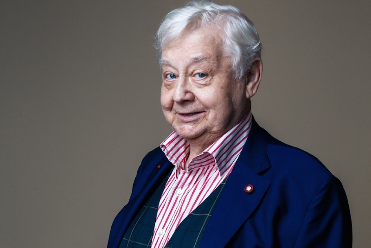 Русский артист Олег Табаков пришел всознание ипотерял память
