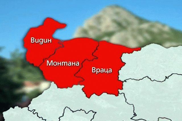 Сепаратисты в Болгарии требуют отделения трех регионов