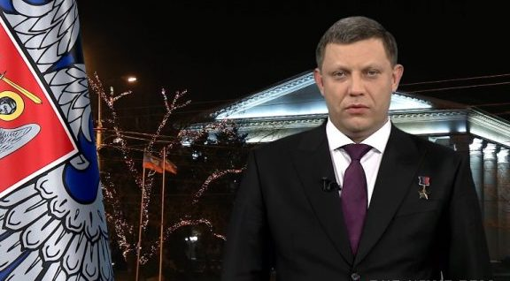 «Нарядился под Путина»: соцсети высмеяли новогоднее поздравление главаря «ДНР»