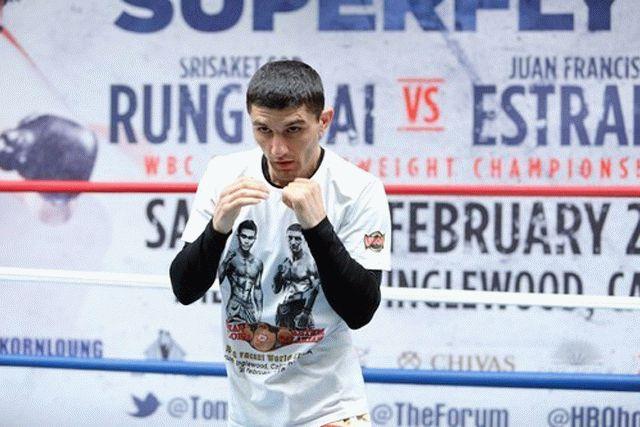 Украинский боксер стал чемпионом мира поверсии WBA