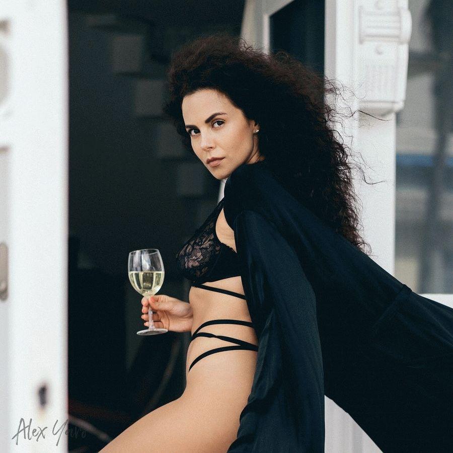 Anastasia Kamenskykh Nude Photos 78