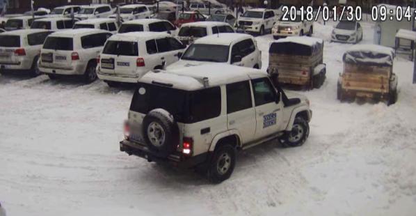 Завыходные наблюдатели ОБСЕ зафиксировали наДонбассе 235 взрывов