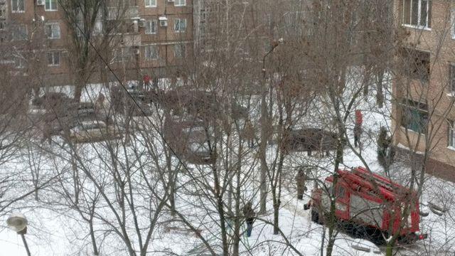 Взрыв произошел вцентре Донецка, есть пострадавшие