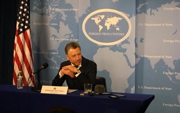 Смертельное оружие «закроет определенные пробелы» ввооружении Украины,— Волкер