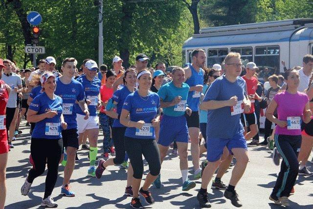 Женщины пробежали полумарафон лучше мужчин , фото-4