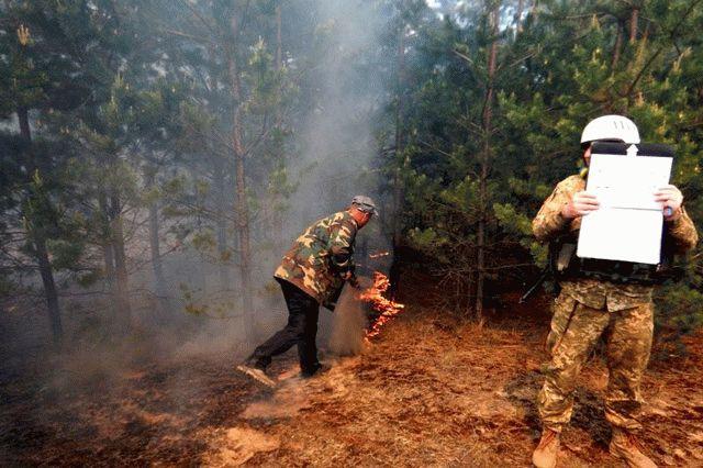 Украинская армия дала достойный ответ боевикам— Небо впламени