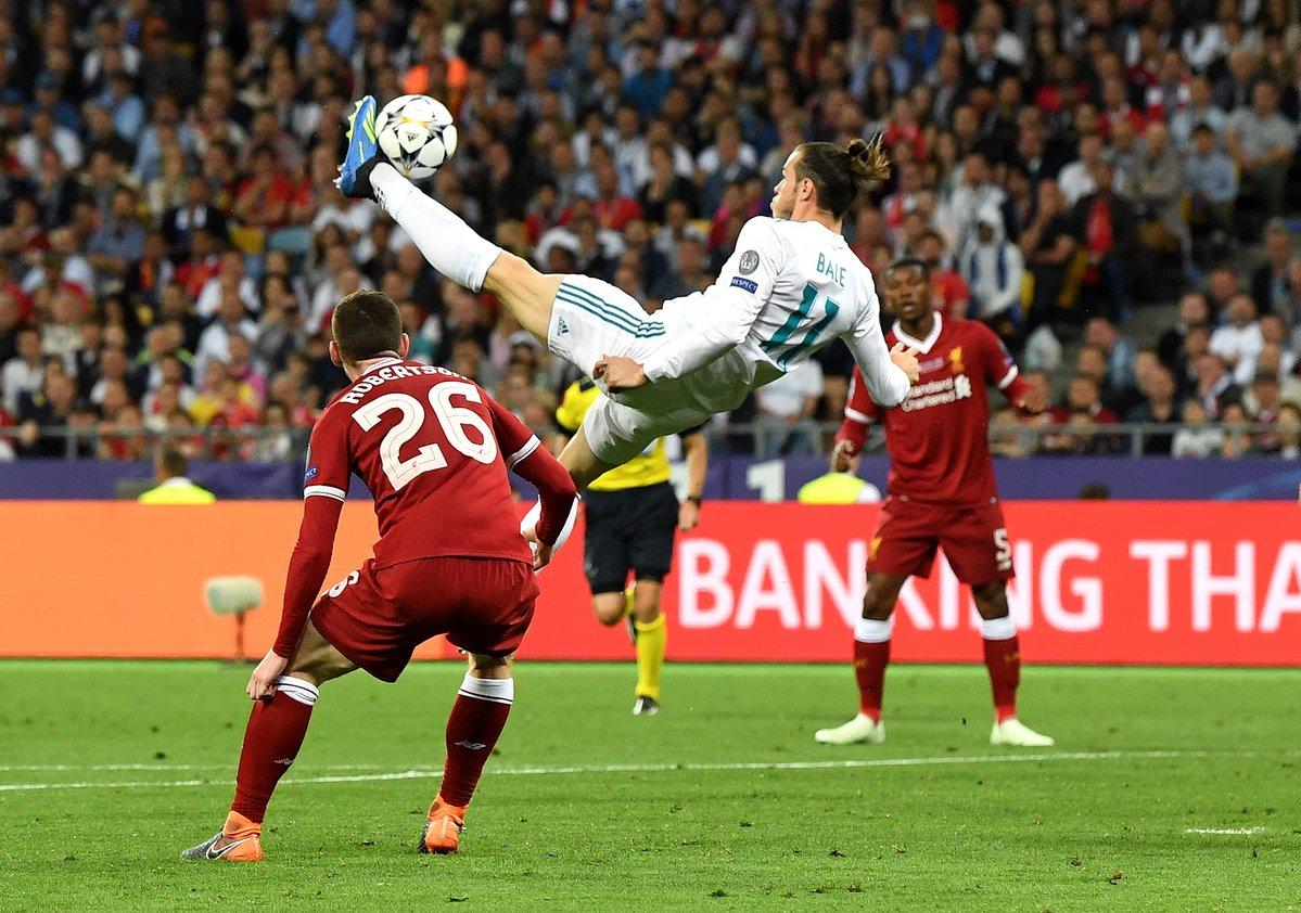 «Реал» уверенно победил «Ливерпуль», в 3-й раз выиграв Лигу чемпионов