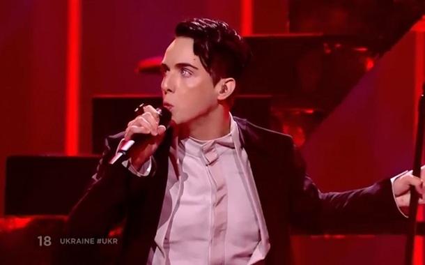 Стало известно, как РФ оценила украинского певца на«Евровидении»
